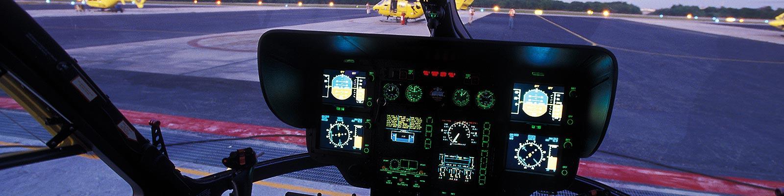 Qualification Hélicoptère Vol De Nuit - Slider vol de nuit